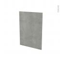 Façades de cuisine - Porte N°20 - FAKTO Béton - L50 x H70 cm