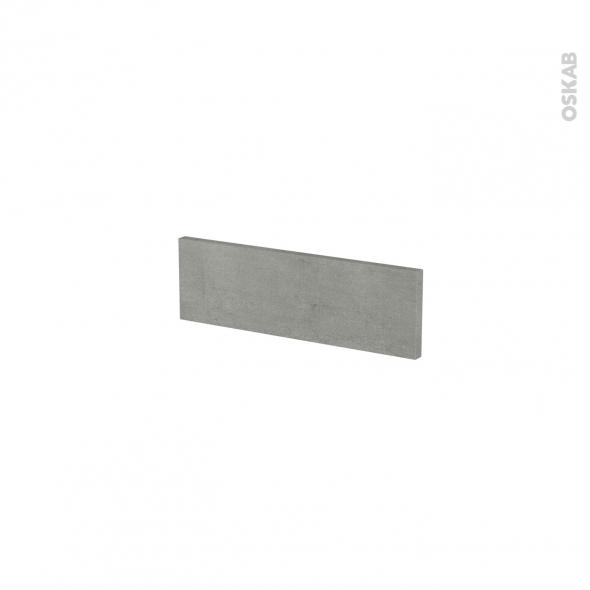 FAKTO Béton - face tiroir N°1 - L40xH13