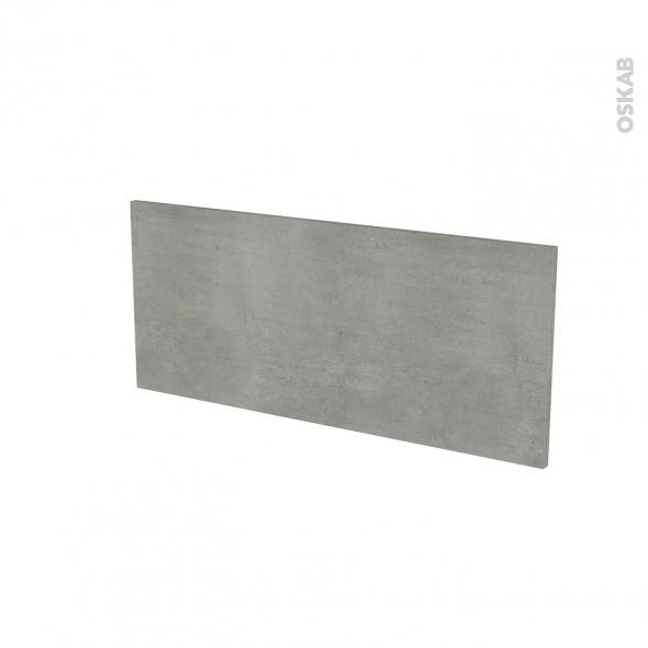 Façades de cuisine - Face tiroir N°11 - FAKTO Béton - L80 x H35 cm