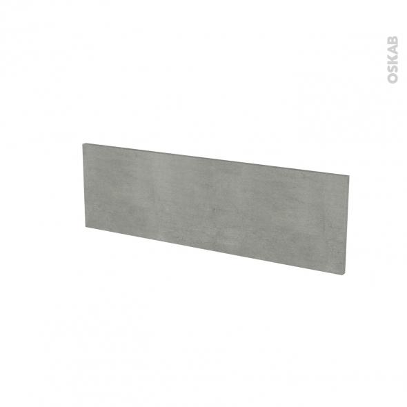 FAKTO Béton - face tiroir N°39 - L80xH25