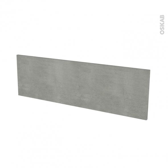 Façades de cuisine - Face tiroir N°40 - FAKTO Béton - L100 x H31 cm