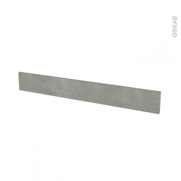 FAKTO Béton - face tiroir N°43 - L100xH13