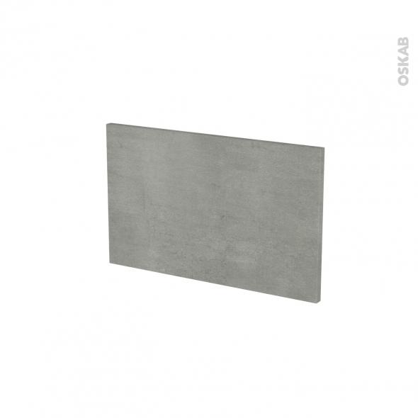 Façades de cuisine - Face tiroir N°7 - FAKTO Béton - L50 x H31 cm