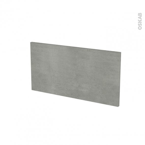 Façades de cuisine - Face tiroir N°8 - FAKTO Béton - L60 x H31 cm