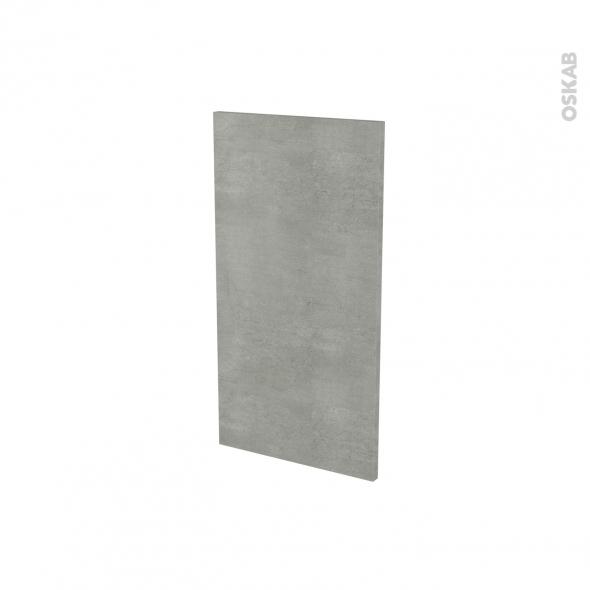 Finition cuisine - Joue N°30 - FAKTO Béton - L37 x H70 cm