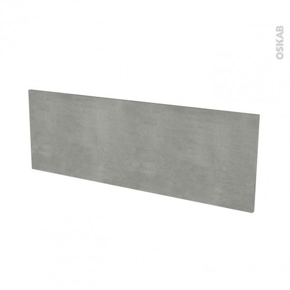 Façades de cuisine - Porte N°12 - FAKTO Béton - L100 x H35 cm