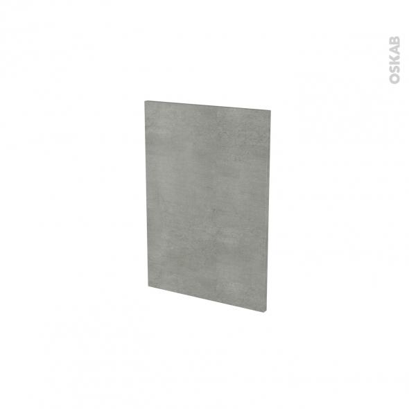 Façades de cuisine - Porte N°14 - FAKTO Béton - L40 x H57 cm