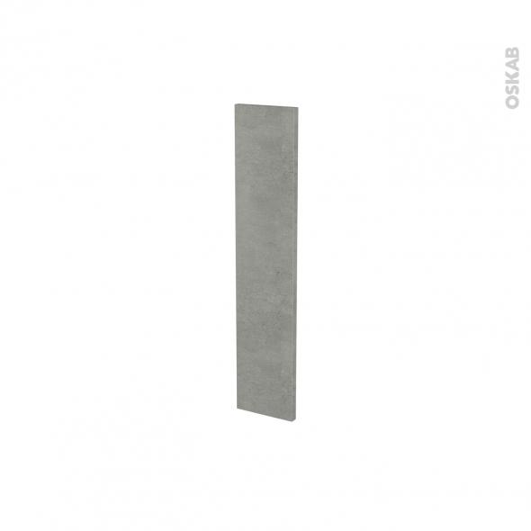 Façades de cuisine - Porte N°17 - FAKTO Béton - L15 x H70 cm