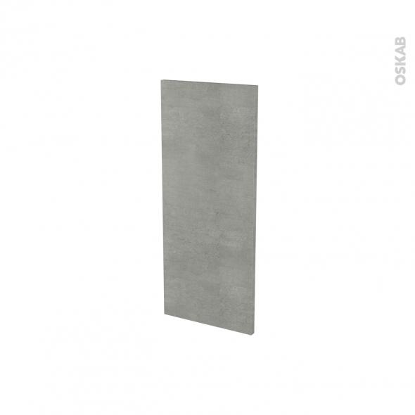 FAKTO Béton - porte N°18 - L30xH70