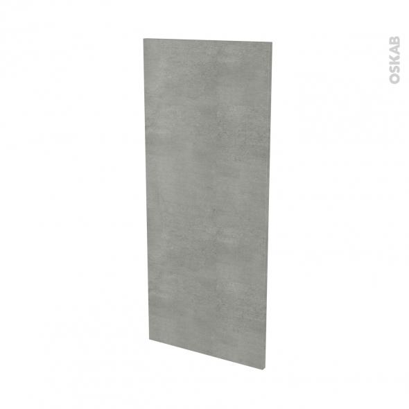 Façades de cuisine - Porte N°23 - FAKTO Béton - L40 x H92 cm