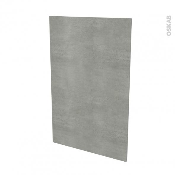 Façades de cuisine - Porte N°24 - FAKTO Béton - L60 x H92 cm