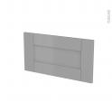 FILIPEN Gris - face tiroir N°8 - L60xH31