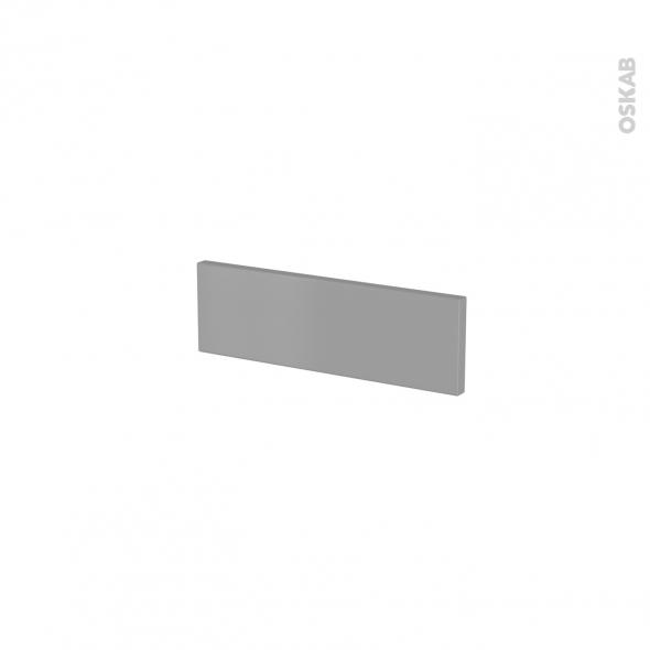 Façades de cuisine - Face tiroir N°1 - FILIPEN Gris - L40 x H13 cm