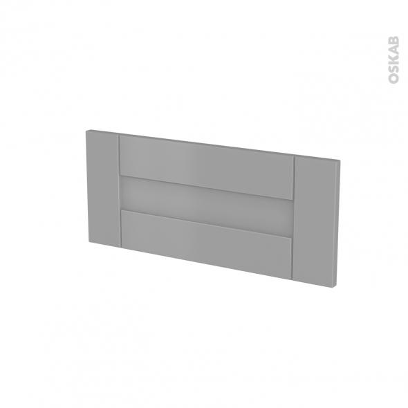 Façades de cuisine - Face tiroir N°5 - FILIPEN Gris - L60 x H25 cm
