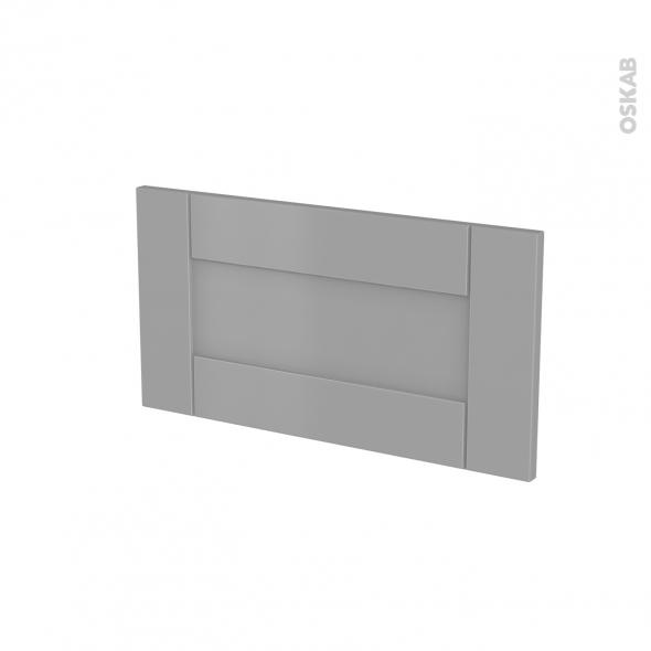 Façades de cuisine - Face tiroir N°8 - FILIPEN Gris - L60 x H31 cm