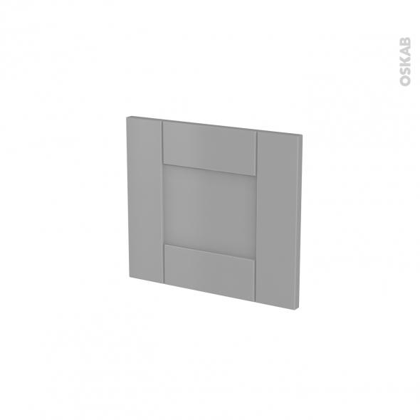 Façades de cuisine - Face tiroir N°9 - FILIPEN Gris - L40 x H35 cm
