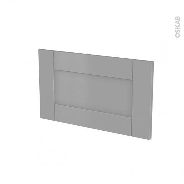 Façades de cuisine - Face tiroir N°10 - FILIPEN Gris - L60 x H35 cm