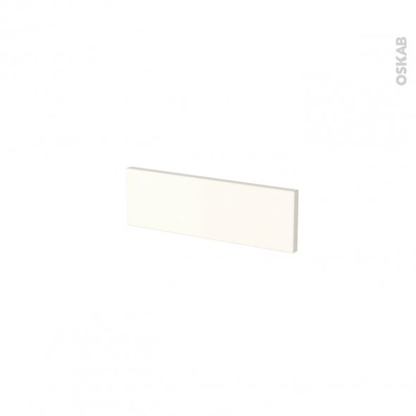 Façades de cuisine - Face tiroir N°1 - FILIPEN Ivoire - L40 x H13 cm