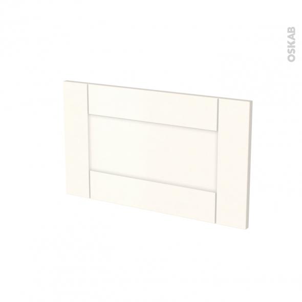 Façades de cuisine - Face tiroir N°10 - FILIPEN Ivoire - L60 x H35 cm