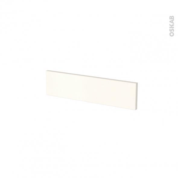 Façades de cuisine - Face tiroir N°2 - FILIPEN Ivoire - L50 x H13 cm