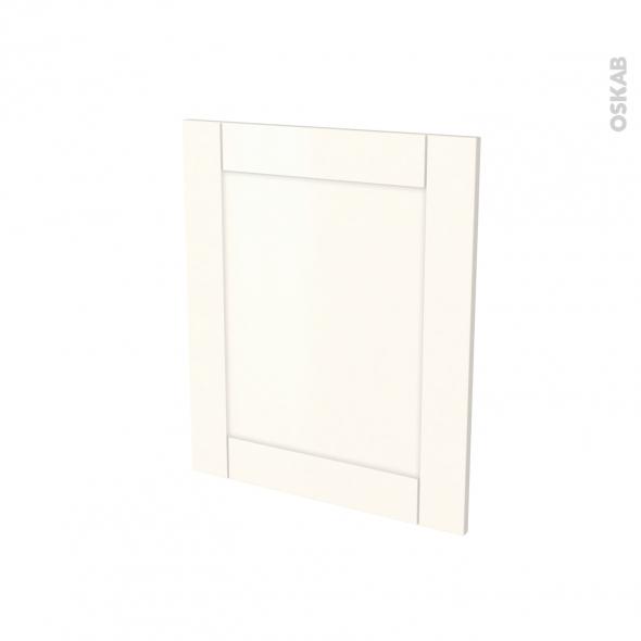 Façades de cuisine - Porte N°21 - FILIPEN Ivoire - L60 x H70 cm
