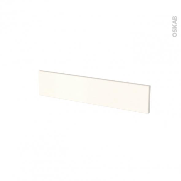 Façades de cuisine - Face tiroir N°3 - FILIPEN Ivoire - L60 x H13 cm