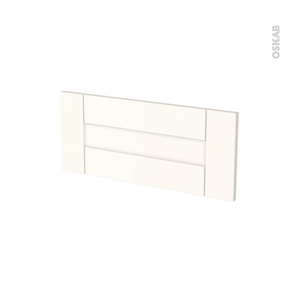 Façades de cuisine - Face tiroir N°5 - FILIPEN Ivoire - L60 x H25 cm