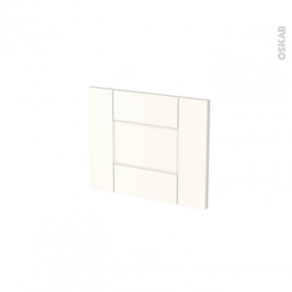 Façades de cuisine - Face tiroir N°6 - FILIPEN Ivoire - L40 x H31 cm