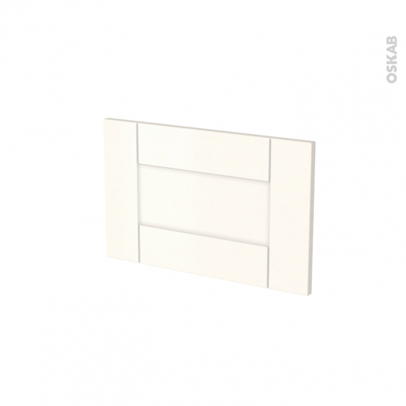 Façades de cuisine - Face tiroir N°7 - FILIPEN Ivoire - L50 x H31 cm