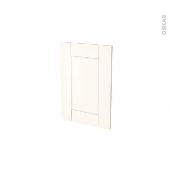 Façades de cuisine - Porte N°14 - FILIPEN Ivoire - L40 x H57 cm