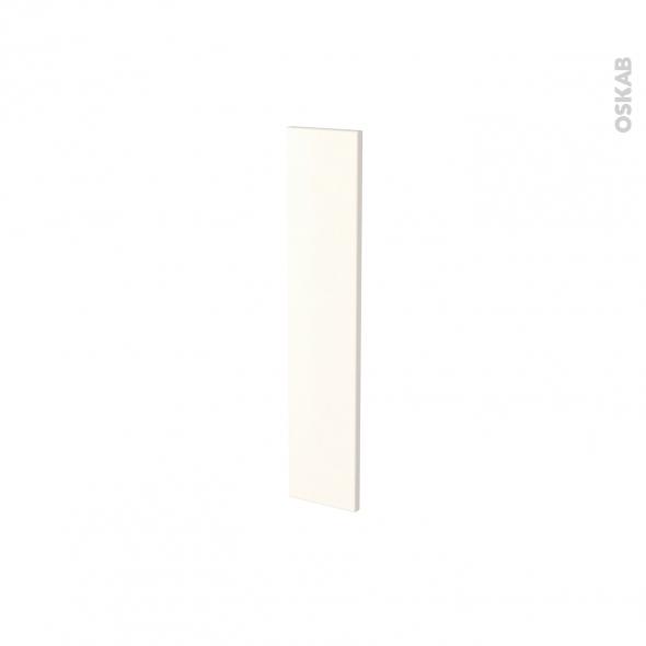 Façades de cuisine - Porte N°17 - FILIPEN Ivoire - L15 x H70 cm