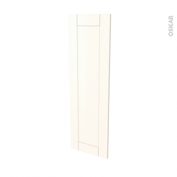 Façades de cuisine - Porte N°26 - FILIPEN Ivoire - L40 x H125 cm