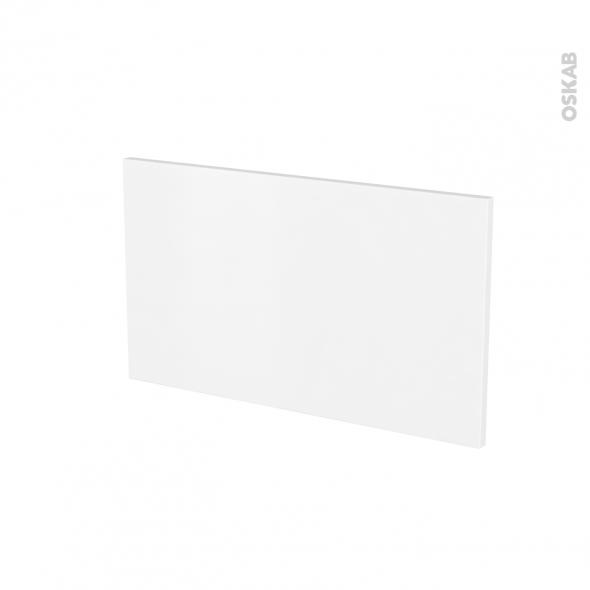 Façades de cuisine - Face tiroir N°10 - GINKO Blanc - L60 x H35 cm