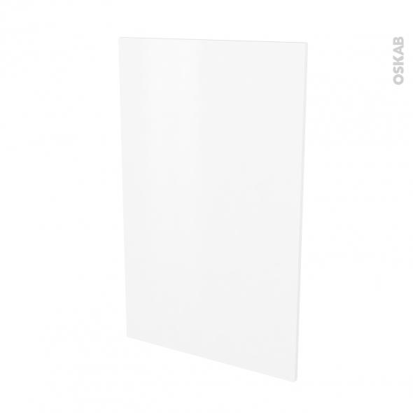 GINKO Blanc - Rénovation 18 - joue N°79 - Avec sachet de fixation - L60 x H92 Ep.1.2 cm