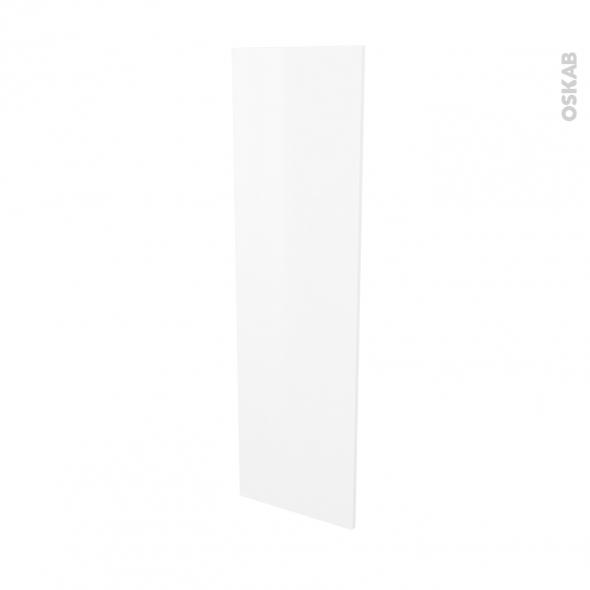 Finition cuisine - Joue N°34 - GINKO Blanc - L37 x H125 cm