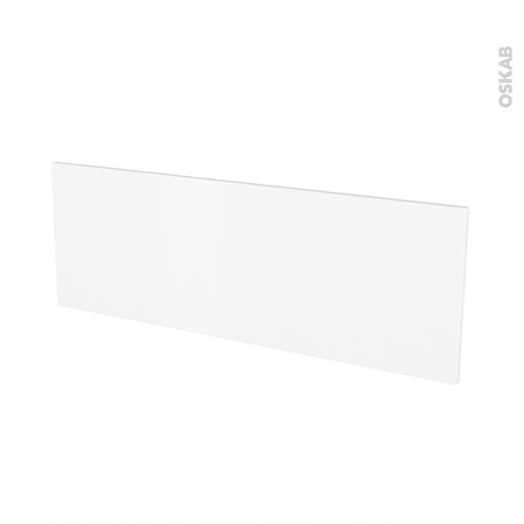 Façades de cuisine - Porte N°12 - GINKO Blanc - L100 x H35 cm
