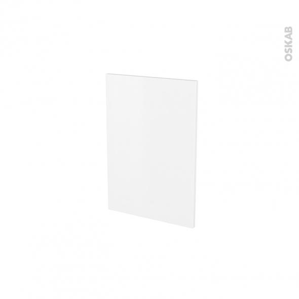 Façades de cuisine - Porte N°14 - GINKO Blanc - L40 x H57 cm