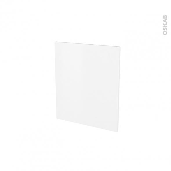 Façades de cuisine - Porte N°15 - GINKO Blanc - L50 x H57 cm