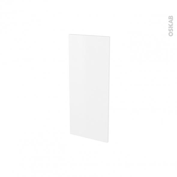 Façades de cuisine - Porte N°18 - GINKO Blanc - L30 x H70 cm