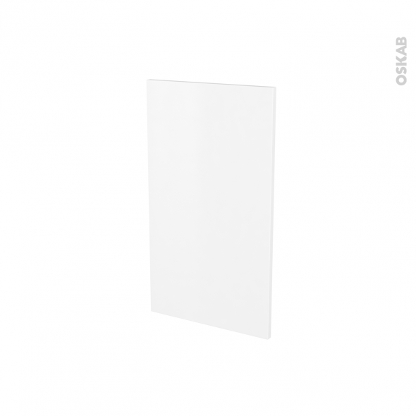 Façades de cuisine - Porte N°19 - GINKO Blanc - L40 x H70 cm