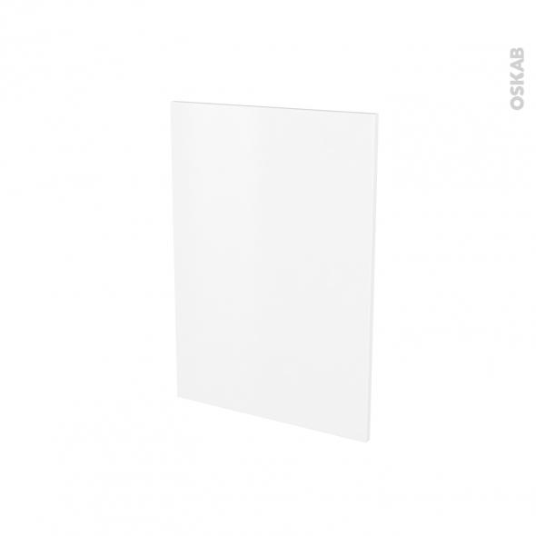 Façades de cuisine - Porte N°20 - GINKO Blanc - L50 x H70 cm