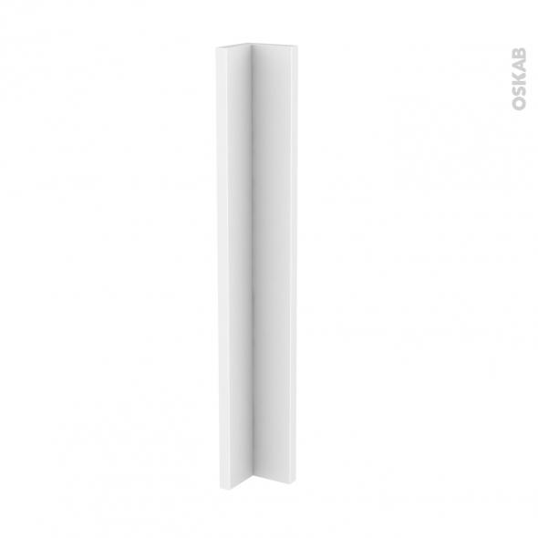 Renvoi d'angle de cuisine - N°36 - GINKO Blanc