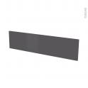 Façades de cuisine - Face tiroir N°41 - GINKO Gris - L100 x H25 cm