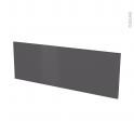 Façades de cuisine - Porte N°12 - GINKO Gris - L100 x H35 cm