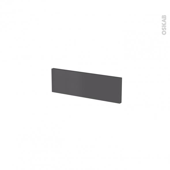 Façades de cuisine - Face tiroir N°1 - GINKO Gris - L40 x H13 cm