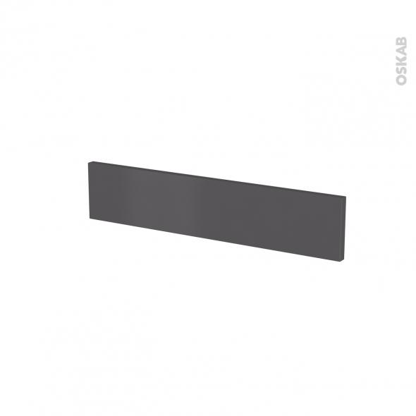 Façades de cuisine - Face tiroir N°3 - GINKO Gris - L60 x H13 cm