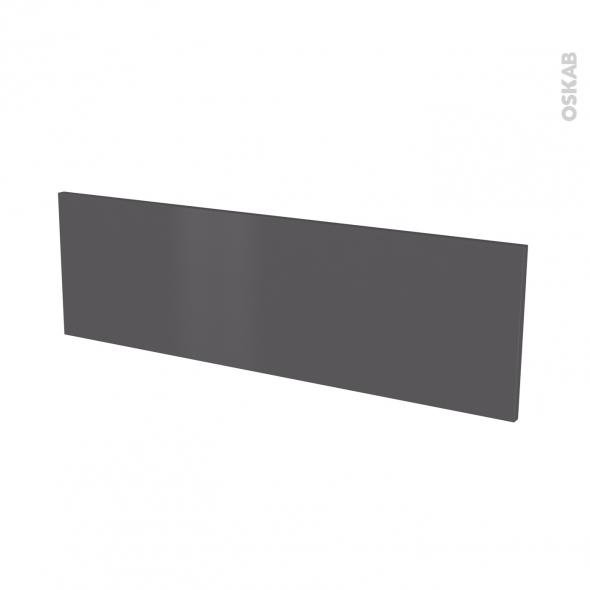 Façades de cuisine - Face tiroir N°40 - GINKO Gris - L100 x H31 cm