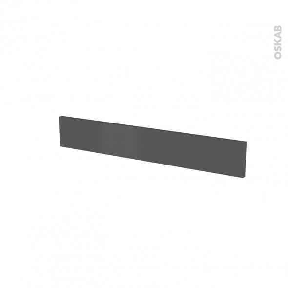Façades de cuisine - Face tiroir N°42 - GINKO Gris - L80 x H13 cm