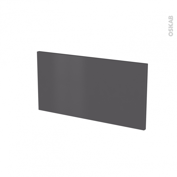 Façades de cuisine - Face tiroir N°8 - GINKO Gris - L60 x H31 cm