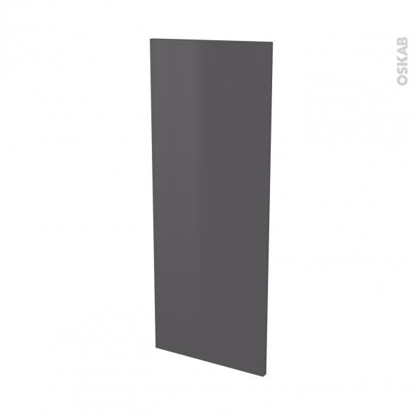 Finition cuisine - Joue N°32 - GINKO Gris - L37 x H92 cm